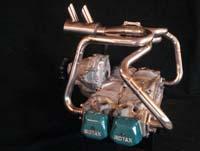 Titan style 912 4 into 1