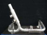 American Legend 0-200 exhaust system