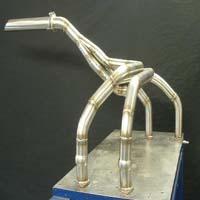 Glasair II Exhaust